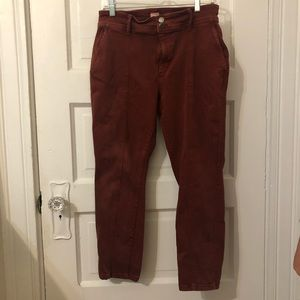 GAP: high-waisted skinny pant